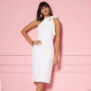 Nicole Sheath Dress-Eva Mendes Party Collection